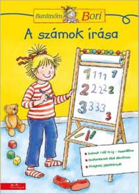 Hanna Sörensen: A számok írása - Barátnőm, Bori -  (Könyv)