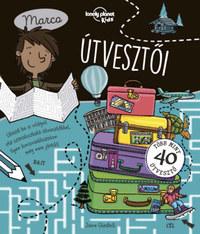 Jane Gledhill: Marco útvesztői - Lonely Planet foglalkoztató könyv -  (Könyv)
