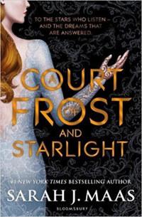 Sarah J. Maas: A Court of Frost and Starlight -  (Könyv)