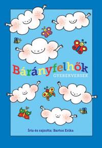 Bartos Erika: Bárányfelhők - Gyerekversek -  (Könyv)