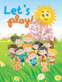 Let's play! - Poems, Riddles, Songs and Games -  (Könyv)