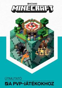 Minecraft - Útmutató a PVP-játékokhoz -  (Könyv)