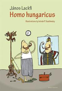 Lackfi János: Homo hungaricus -  (Könyv)