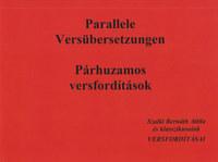 Szalki Bernáth Attila: Párhuzamos versfordítások -  (Könyv)