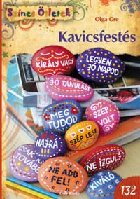 Olga Gre: Kavicsfestés -  (Könyv)