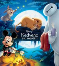 Disney - Kedvenc esti meséim -  (Könyv)