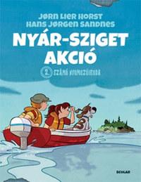 Jorn Lier Horst, Hans Jorgen Sandnes: Nyár-sziget akció -  (Könyv)