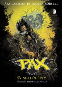 Asa Larsson, Ingela Korsell: A sellőlény - PAX 6 -  (Könyv)