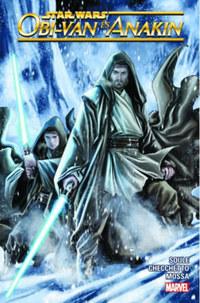 Charles Soule: Star Wars: Obi-van és Anakin -  (Könyv)