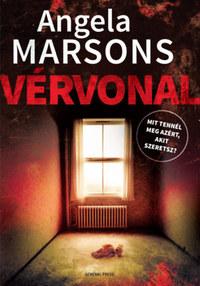 Angela Marsons: Vérvonal -  (Könyv)