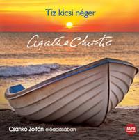 Agatha Christie: Tíz kicsi néger - Hangoskönyv MP3 -  (Könyv)