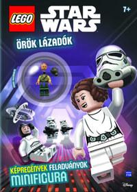 Lego Star Wars - Örök Lázadók - minifigurával -  (Könyv)