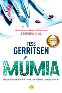 Tess Gerritsen: A múmia -  (Könyv)