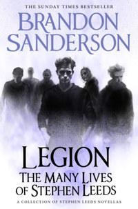 Brandon Sanderson: Legion: The Many Lives of Stephen Leeds -  (Könyv)
