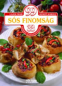 Lajos Mari: 99 sós finomság -  (Könyv)