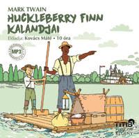 Mark Twain: Huckleberry Finn kalandjai - Hangoskönyv -  (Könyv)