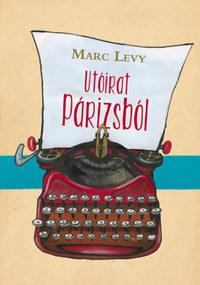Marc Levy: Utóirat Párizsból -  (Könyv)