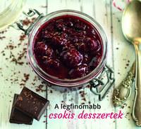 A legfinomabb csokis desszertek -  (Könyv)