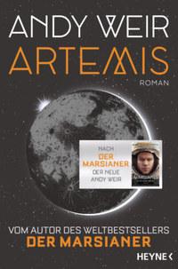 Andy Weir: Artemis -  (Könyv)