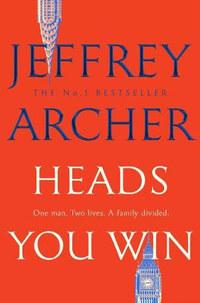 Jeffrey Archer: Heads You Win -  (Könyv)
