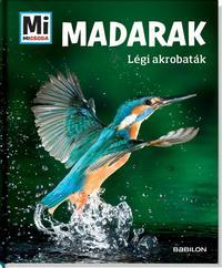 Alexandra Werdes: Madarak - Légi akrobaták -  (Könyv)