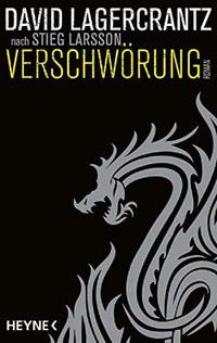 David Lagercrantz: Verschwörung -  (Könyv)
