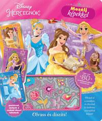 Disney Hercegnők - Mesélj képekkel -  (Könyv)