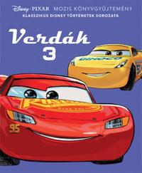 Disney klasszikusok - Verdák 3. -  (Könyv)
