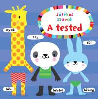 Stella Baggott: Játékos szavak - A tested -  (Könyv)