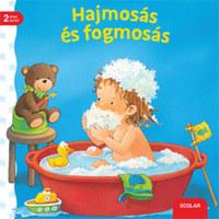 Sandra Grimm: Hajmosás és fogmosás -  (Könyv)