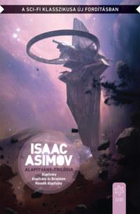 Isaac Asimov: Alapítvány-trilógia -  (Könyv)