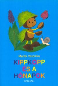 Marék Veronika: Kippkopp és a hónapok -  (Könyv)