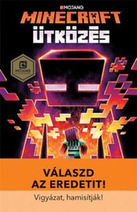Minecraft - Ütközés -  (Könyv)