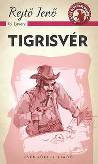 Rejtő Jenő: Tigrisvér -  (Könyv)
