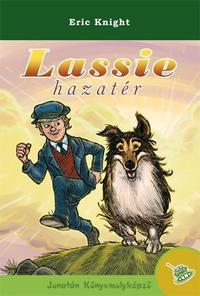 Eric Knight: Lassie hazatér -  (Könyv)