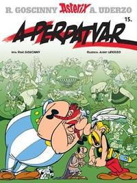 René Goscinny: Asterix 15. - A perpatvar -  (Könyv)