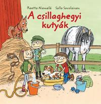 Reetta Niemelä, Salla Savolainen: A csillaghegyi kutyák -  (Könyv)