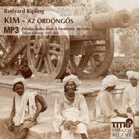 Rudyard Kipling: Kim - Az ördöngős - Hangoskönyv - MP3 -  (Könyv)
