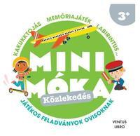 Közlekedés - Mini móka -  (Könyv)