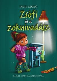 Deme László: Zsófi és a zoknivadász -  (Könyv)