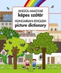 Nagy Diána: Angol-magyar képes szótár / Hungarian-English Picture Dictionary -  (Könyv)