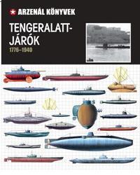 Tengeralattjárók 1776-1940 -  (Könyv)