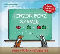 Csorba Vera, Szabados Tamás: Torzon borz számol - Iskola-előkészítő mesék -  (Könyv)