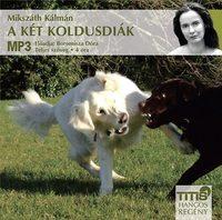 Mikszáth Kálmán: A két koldusdiák - Hangoskönyv MP3 -  (Könyv)