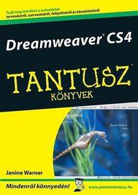 Janine Warner: Dreamweaver CS4 - Tantusz -  (Könyv)