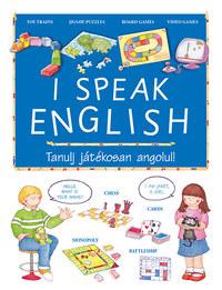 I speak English - Tanulj játékosan angolul! -  (Könyv)