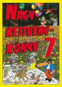 Alexandra Kiadó: Nagy rejtvénykönyv 7. -  (Könyv)