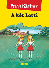 Erich Kästner: A két Lotti -  (Könyv)