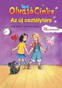 Franziska Harvey, Katja Reider: Az új osztálytárs -  (Könyv)