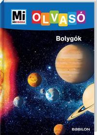 Christina Braun: Bolygók - Mi Micsoda Olvasó -  (Könyv)